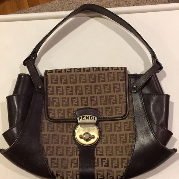 Fendi Borsa Tuc Zucchino Shoulder bag